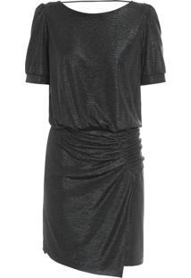 Vestido Feminino Bright - Preto