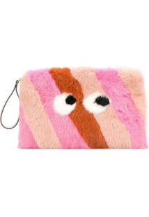 Anya Hindmarch Clutch 'Eyes' - Estampado