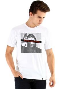 Camiseta Ouroboros Manga Curta Bad Rasputetion Masculina - Masculino
