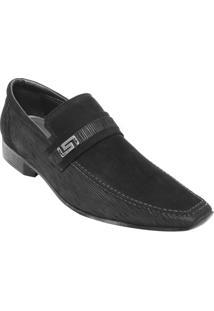 Sapato Jota Pe 50705 - Masculino-Preto