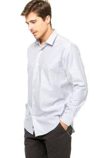 Camisa Perry Ellis Xadrez Multicolorida