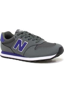 Tênis New Balance Casual Lifestyle Gm500