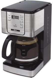 Cafeteira Elétrica Flavor Programável 24 Xícaras Preto 110V - Oster