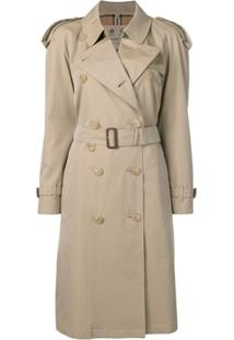 Burberry Trench Coat The Westminster - Neutro