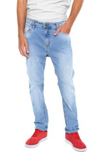 Calça Jeans Sommer Skinny Alan Azul