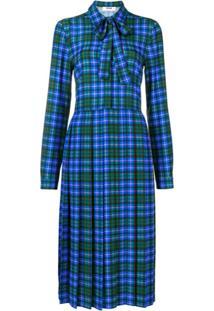 76b6edfdf Vestido Azul Xadrez feminino | Gostei e agora?
