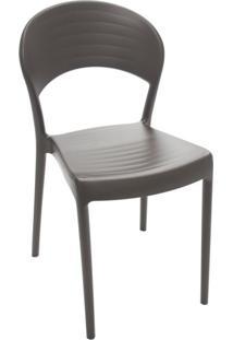 Cadeira Sissi Marrom