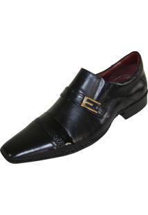 Sapato Social Gofer Premium Preto
