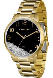 Relógio Feminino Lince Lrg4379L P2Kx