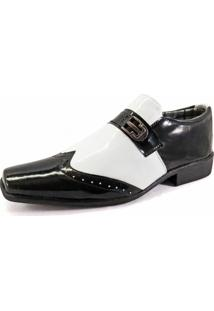 Sapato Social La Faire 2000 - Masculino