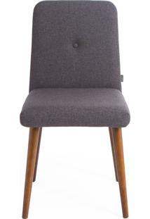 Cadeira Biscoito Fino - Cinza