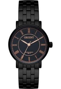 Relógio Orient Fpss0006 P3Px Feminino - Feminino-Preto