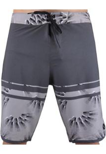 Bermuda Lost Right Brigade Masculina - Masculino