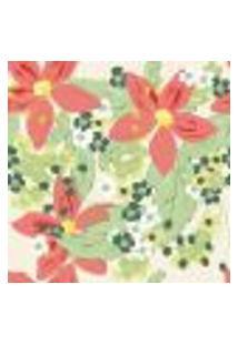 Papel De Parede Autocolante Rolo 0,58 X 5M - Floral 1145