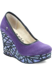 Sapato Barth Shoes Délhi Roxo