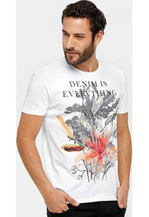 Camiseta Calvin Klein Estampa Nyc Masculina - Masculino