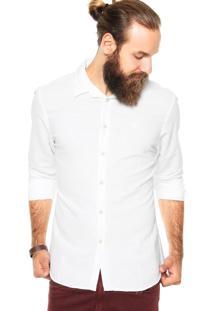 Camisa Cavalera Eliseu Branca