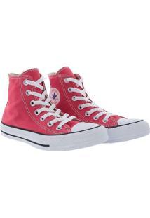 Tênis Converse All Star Chuck Taylor Vermelho Pink