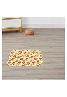 Tapete Decorativo Dogs Amarelos Único