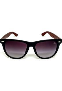 Óculos Cayo Blanco De Sol Bamboo Special Line Masculino - Masculino