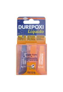 Loctite Durepoxi Power Crystal Liquido 16 Gramas C/Espatula
