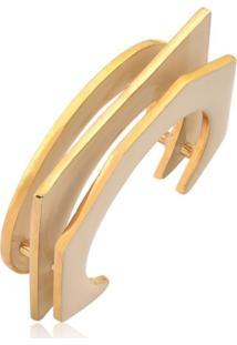 Bracelete Esmaltado Rincawesky Off White