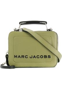 Marc Jacobs Bolsa Tote Com Estampa De Logo - Verde