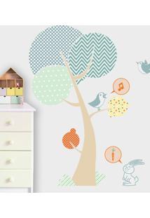 Adesivo Decorativo Stixx Bosque Menino - Verde