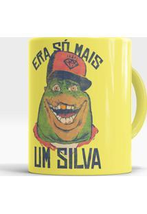 Caneca Rap Do Silva Sauro