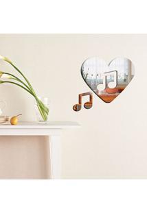 Espelho Decorativo Love Music