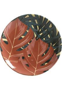 Prato Sobremesa Coup Sumatra Cerâmica 6 Peças Porto Brasil