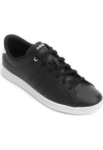 Tênis Adidas Advantage Clean Qt Feminino - Feminino