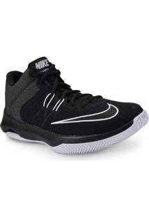 Tenis Masc Nike 921692-001 Air Versitile Ii Preto/Branco