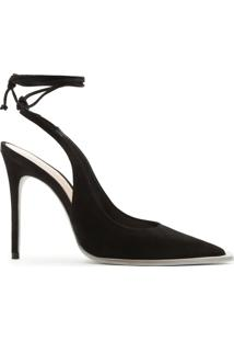 Scarpin Lace-Up 944 Black | Schutz