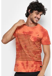 Camiseta Oakley Especial Mod Slub Washed Sp Tee Masculina - Masculino