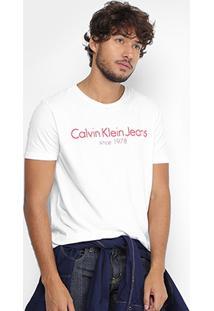 Camiseta Calvin Klein Ckj Masculina - Masculino