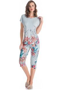 Pijama Lily Pescador Ceu/P