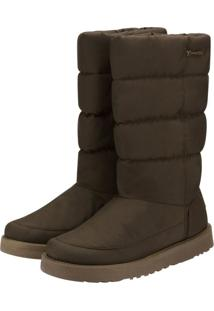 Bota Barth Shoes Snow Marrom - Marrom - Feminino - Dafiti
