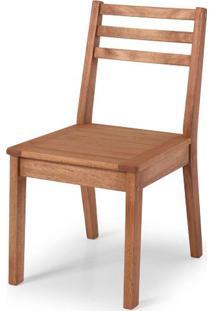 Cadeira Cordoba Assento Madeira 86Cm - 60379 - Sun House