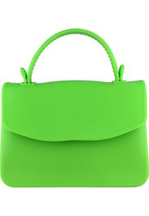 Bolsa Lenna'S Neon Vibes Verde