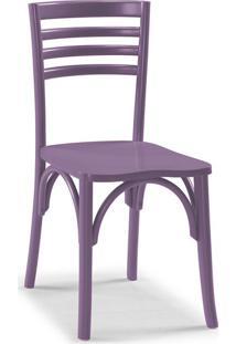 Cadeira De Jantar Samara Lilás