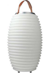 Luminaria The Lampion White Color 65 G - 68X41X54