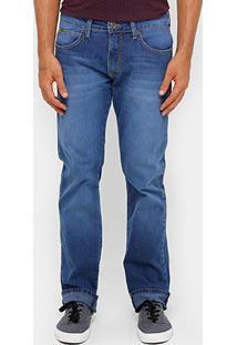 Calça Jeans Triton Pedro Slim Fit Masculina - Masculino