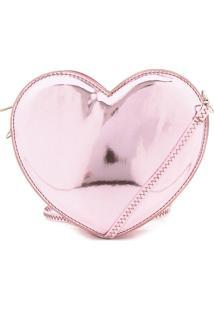 Bolsa Pagani Coração Rosa