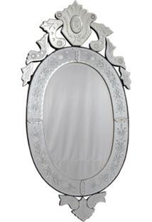 Espelho Veneziano Bisotado Decorativo Sala Quarto Als 47
