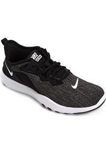 Tênis Nike Flex Trainer 9 Feminino - Feminino-Preto+Branco
