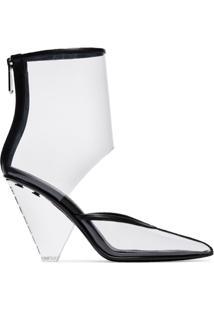 Balmain Ankle Boot Transparente 95 - 0Aa Transparent