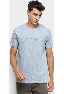 Camiseta Calvin Klein Flamê Masculina - Masculino