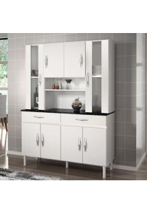 Cozinha Compacta Sampaio 8 Pt 2 Gav Branco