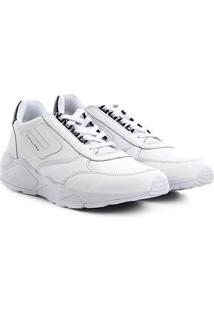 Tênis Couro Cavalera Chunky Sneaker Jean Masculino - Masculino